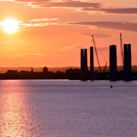 Sunset, Nikon D5200
