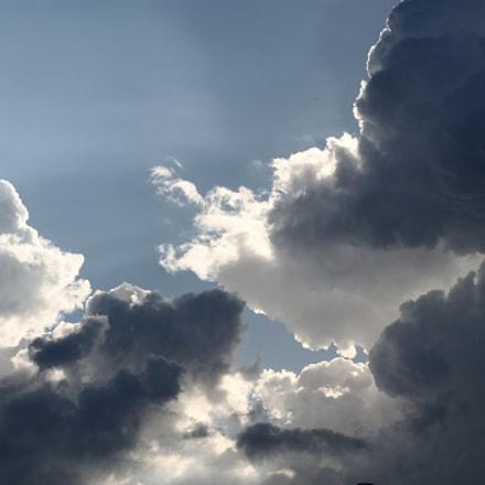 ciel de metz, Canon EOS 1100D, Canon EF 50mm f/1.8 II