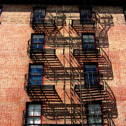 The fire ESCAPE, Canon POWERSHOT S30