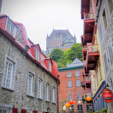 old montreal, Sony ILCE-6300, Sigma 19mm F2.8 [EX] DN