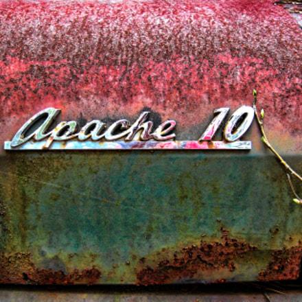 Apache 10, Nikon COOLPIX P5100