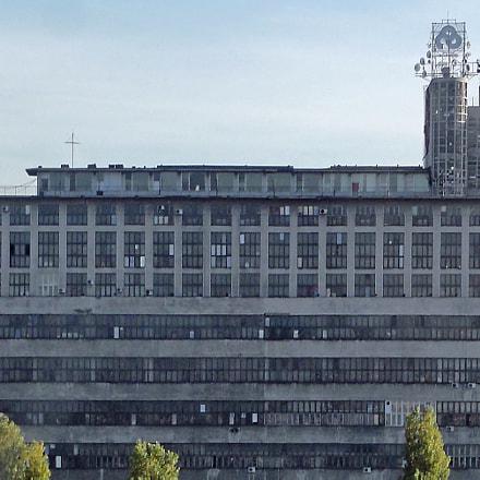 BIGZ Building, Sony DSC-HX5V