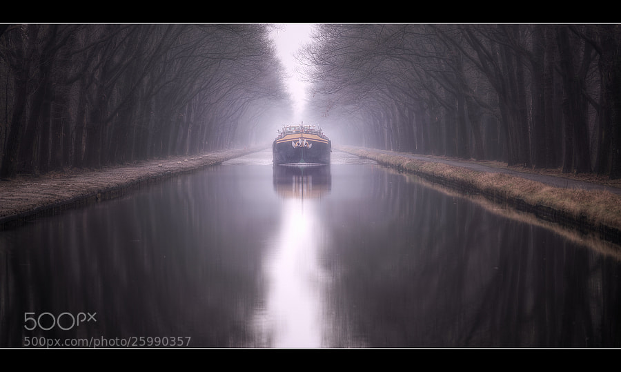 Photograph 'CanalscApe' by Leon Van Ham on 500px