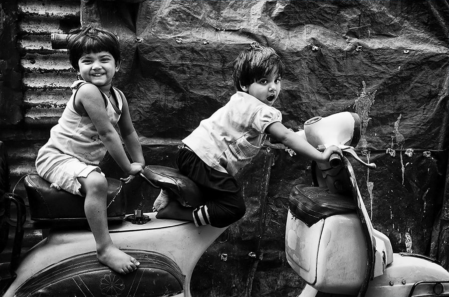 Photograph Young bikers !! by Saumalya Ghosh on 500px