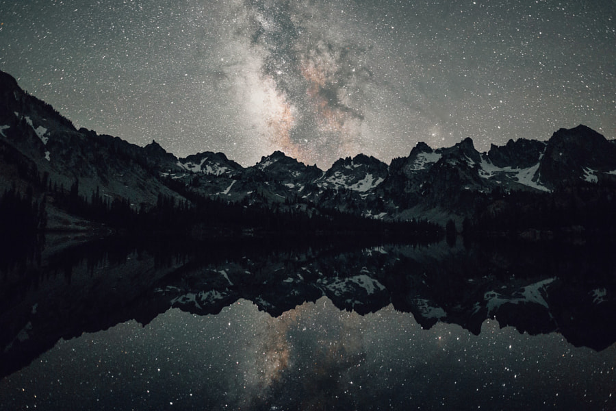 night on alice lake by Sam Brockway on 500px.com