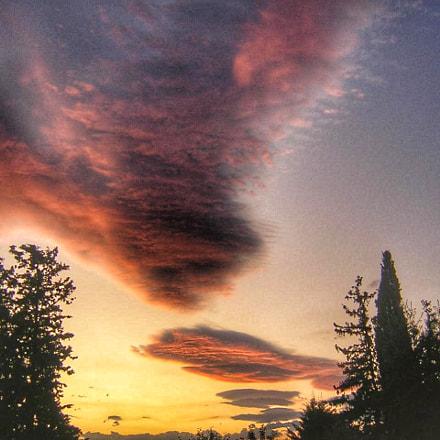 Sunset, Nikon E2100
