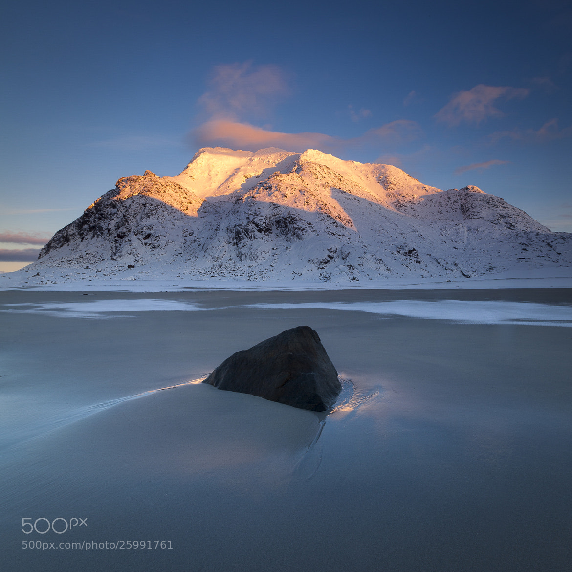 Photograph Lofoten gold by Terry Gibbins on 500px