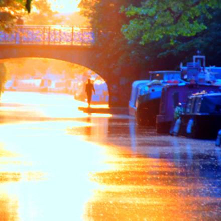 Golden canal, Sony SLT-A55V, Minolta/Sony AF DT 18-200mm F3.5-6.3 (D)