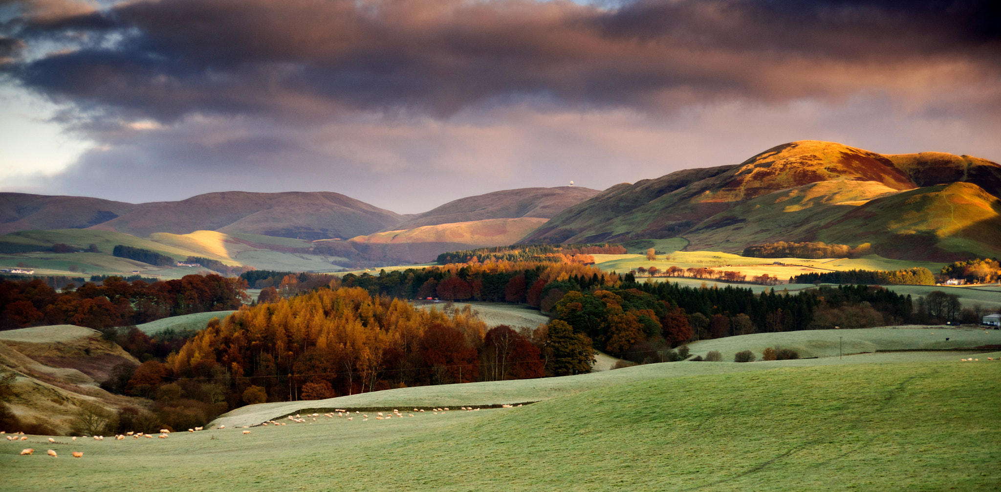 Photograph Durisdeer Hills by Kenny Muir on 500px