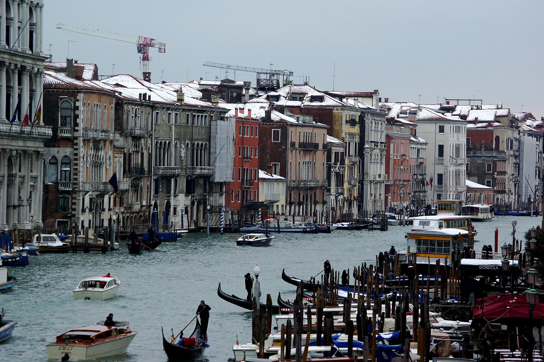 Photograph Venice in the Snow by Bob Riach on 500px