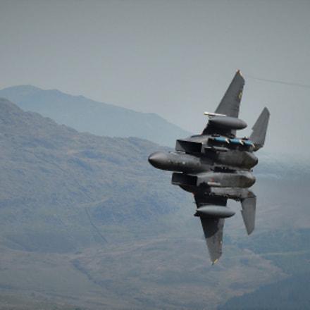 F15 Strike Eagle LN205, Nikon D500