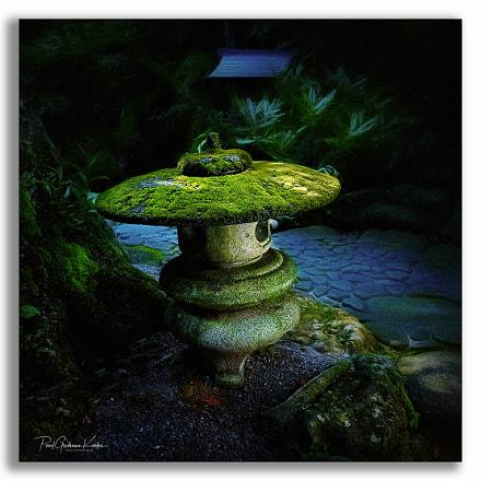 Izu Ryokan Garden ...., Canon EOS D60