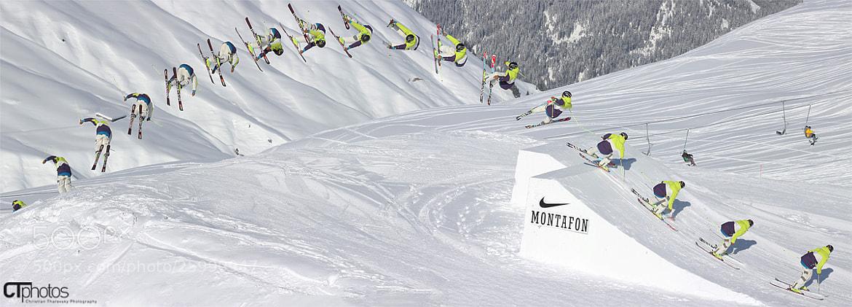 Photograph Tobi Lerch @ Nike Park Montafon #2 by Christian Tharovsky on 500px