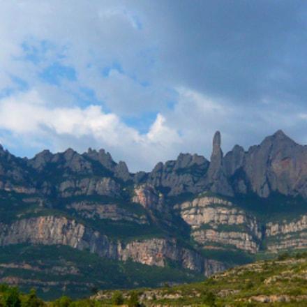 Serralada de Montserrat, Panasonic DMC-FX30