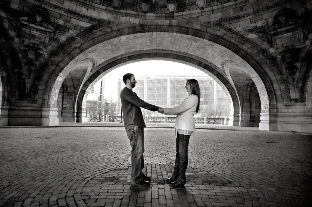 Photograph Lisa & Justin Engagement Photo 4 by Drew Nelson on 500px