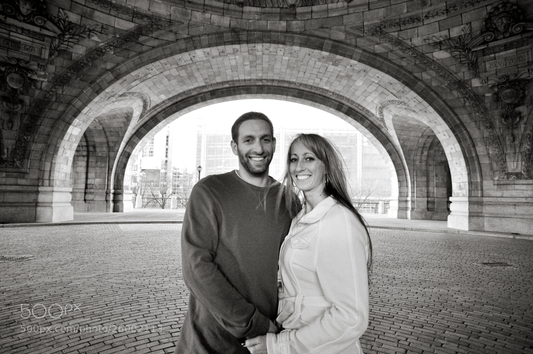 Photograph Lisa & Justin Engagement Photo 3 by Drew Nelson on 500px