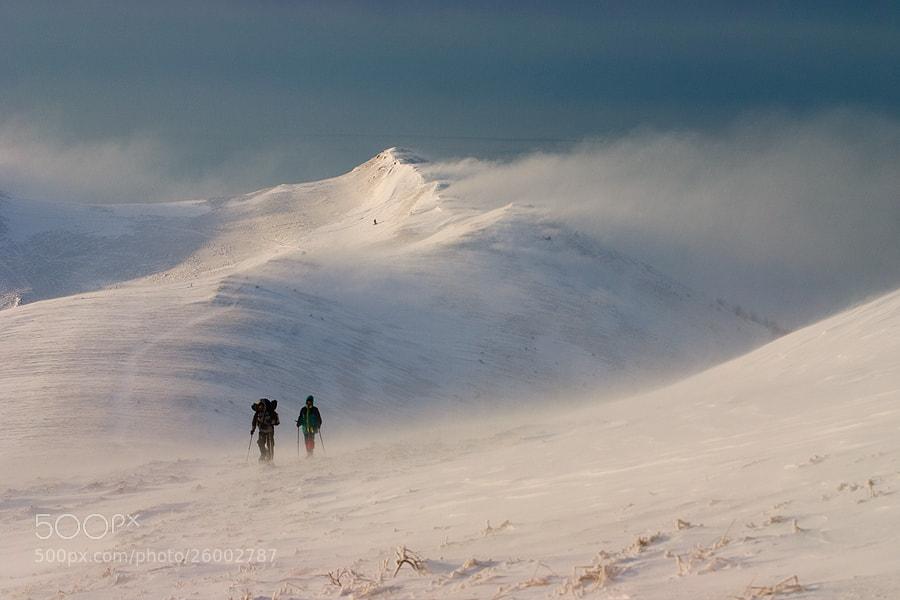 Photograph Bieszczady Mountains by Tomasz Stawowy on 500px