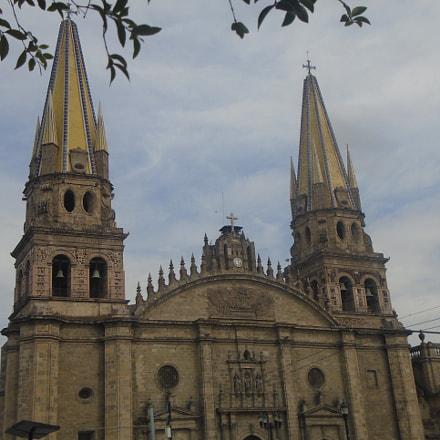 Catedral., Sony DSC-W800
