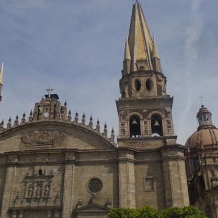 Catedral 2., Sony DSC-W800