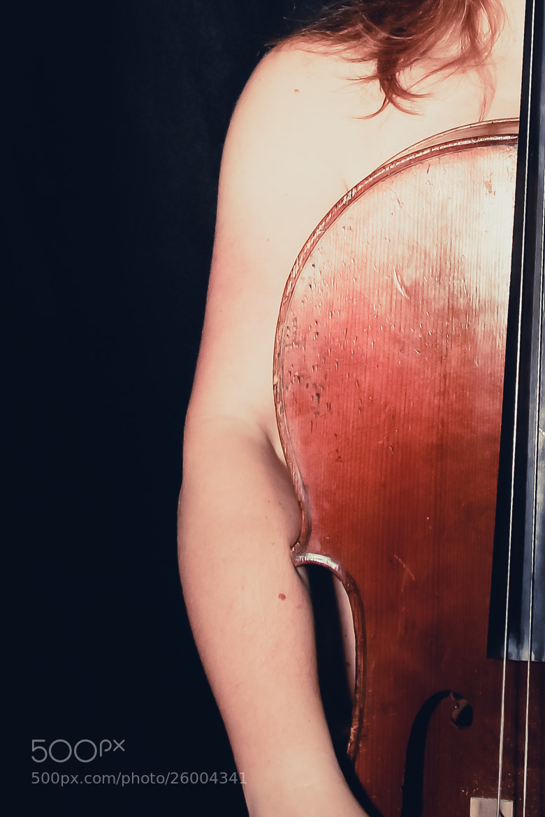 Photograph The Cellist #1 by Kate Johnson on 500px