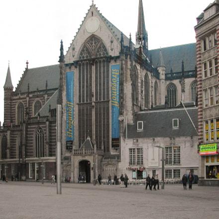 Nieuwe Kerk (New Church) 2003, Nikon E885