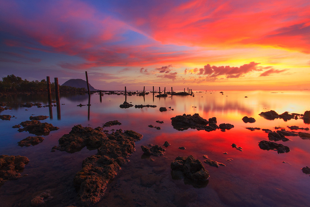 Photograph countless sunset by Raymond Recato on 500px
