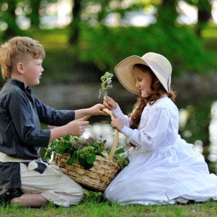 а может это любовь? ), Nikon D700, AF Zoom-Nikkor 80-200mm f/2.8D ED