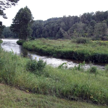 Neris River, Fujifilm FinePix AV150
