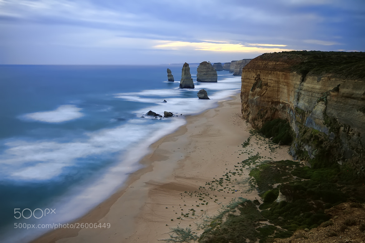 Photograph 60 Seconds at the 12 Apostles by Richard Cubitt on 500px