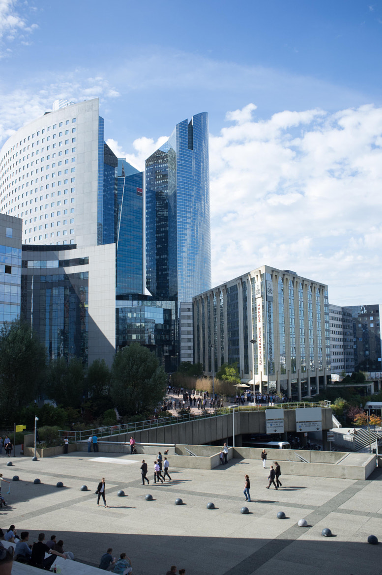 Photograph La Défense by Peter Ring on 500px