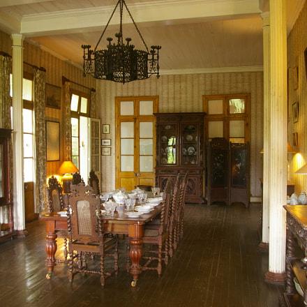 Eure ka Estate Dining, Pentax *IST DL2, smc PENTAX-DA 18-55mm F3.5-5.6 AL