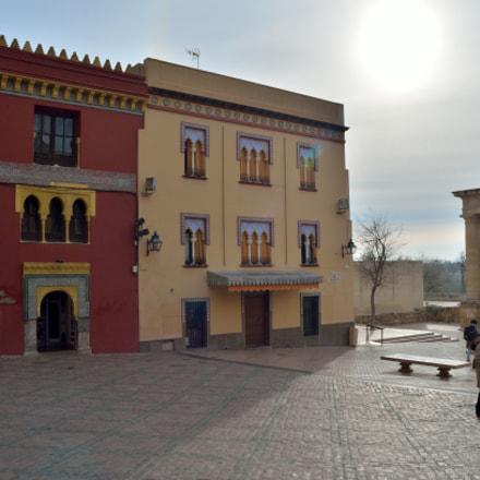 Plaza del Triunfo, Nikon D7000, Sigma 18-125mm F3.5-5.6 DC