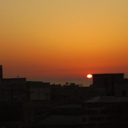 San Lawrenz Gozo Sunset, Panasonic DMC-TZ57
