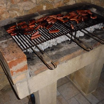 BBQ 1 Sausages, Panasonic DMC-TZ57