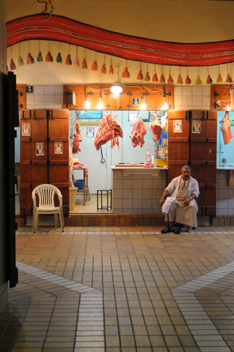 Photograph Waiting for customers by Simon Sperling on 500px