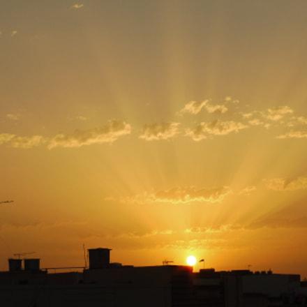 Sunset Malta august 2017, Panasonic DMC-TZ57