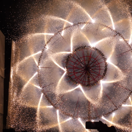 Mqabba Ground Fireworks, Panasonic DMC-TZ57