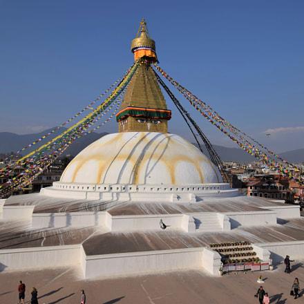 Buddha stupa, Nikon D5300
