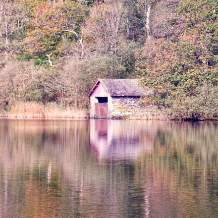Lakedistrict Boathouse View, Fujifilm A850