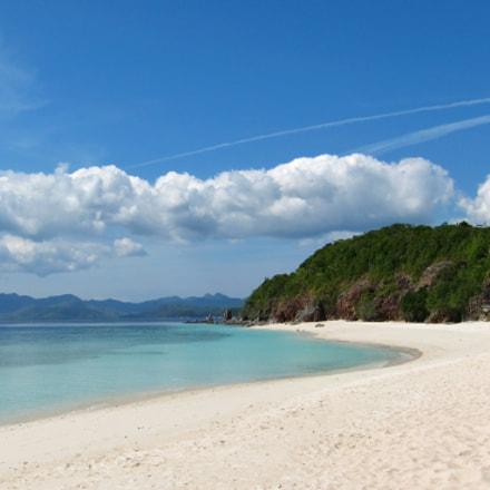 Malcapuya Island, Canon POWERSHOT S95