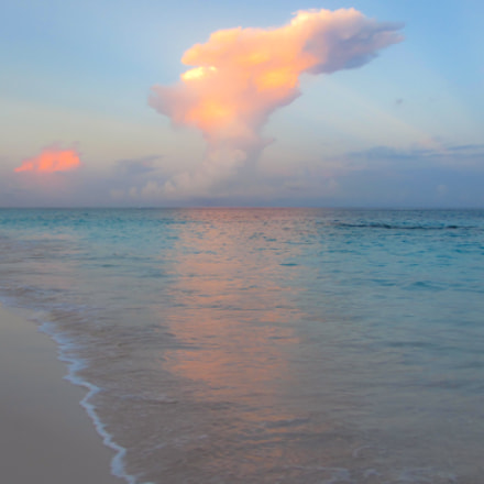 Pastel skies, Canon IXUS 230 HS