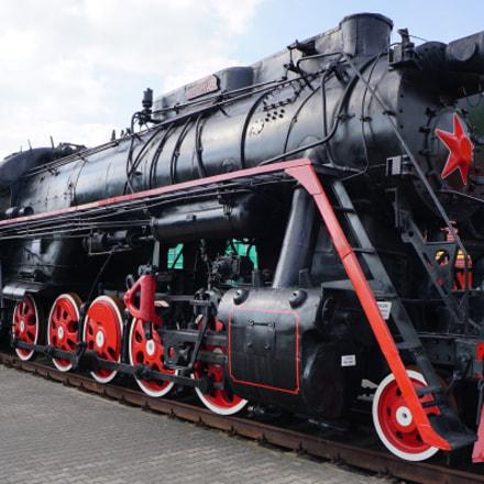 brest railway museum 1., Sony ILCE-6000, Sony E 20mm F2.8