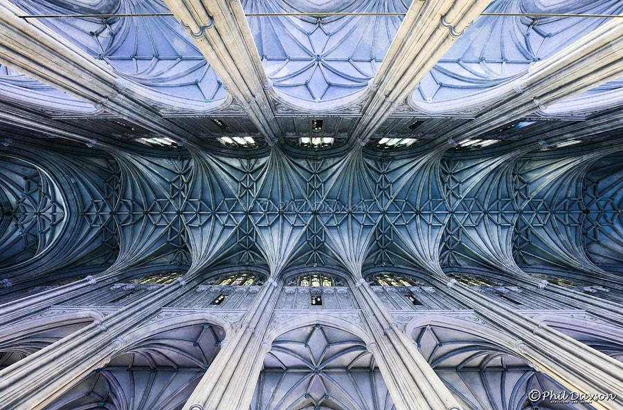 Norman architecture in its prime - the true mason masters by Phil Davson on 500px.com