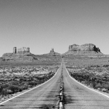 Monument Valley, Panasonic DMC-FZ100