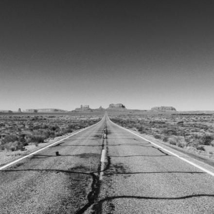 Monument Valley Rd, Panasonic DMC-FZ100