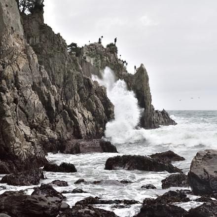 Coliumo Rocks, Nikon D750