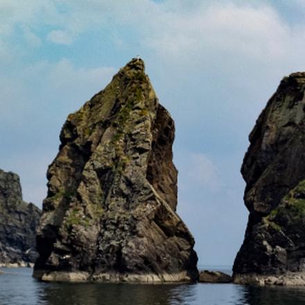 Sliabh Liag, County Donegal, Samsung Galaxy Camera 2