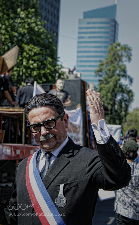 Photograph Salvador Allende by Eliezer Fierro on 500px