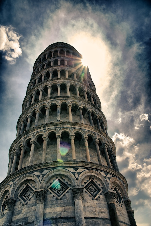 Photograph The Bell Tower of Pisa by Susan David on 500px
