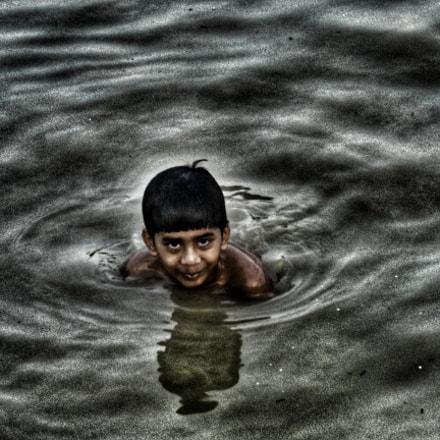 Childhood mischief and innocence ....:), Sony DSC-H70